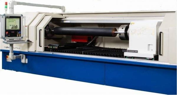 SOFINE Laser Engraving (Flexo direct engraving) machine