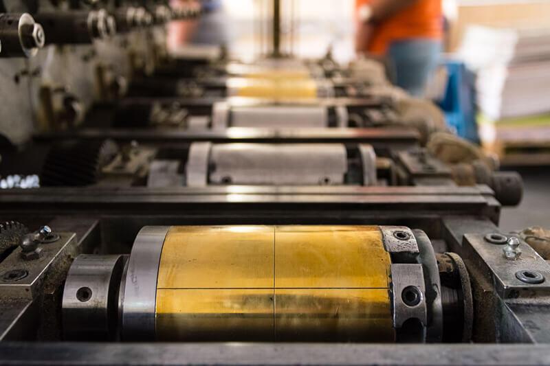 Engraving Equipment for Gravure Printing