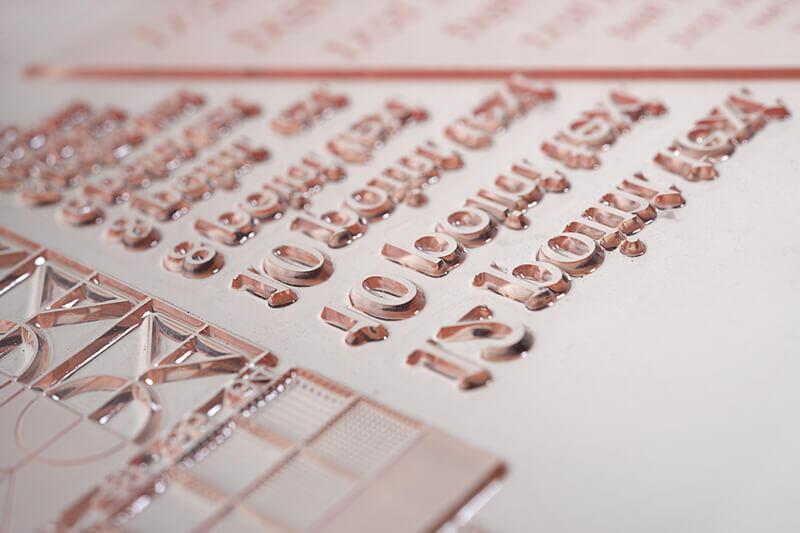 Flexure Printing